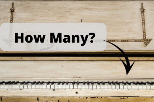 How Many Keys Are on a Piano Featured Image