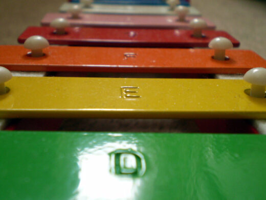 Xylophone - Types of Scales in Music featured image