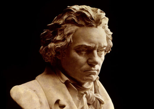 Beethoven Bust (Composer of Fur Elise)
